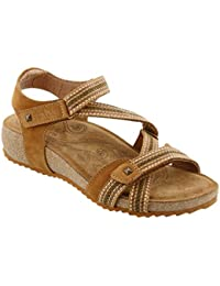 Taos Women's Trulie Too Leather Sandal