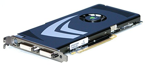 Dell YM3J9 nVidia GeForce 9800GT 512MB PCI-E DUAL DVI HDTV Graphics Card