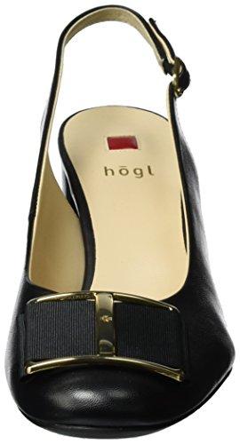 Högl Damer 3-10 5180 0100 Pumper Sort (Sort0100) ysWae