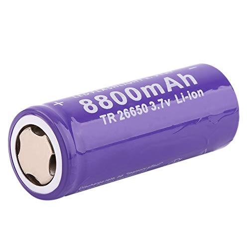 Rechargeable Ion Pour Mountxin Li Batterie Lampe 3 26650 7v 8800mah wOkPXiTZu
