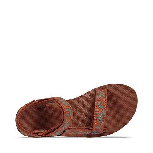 Pictures of Teva Womens W Original Universal Sport Sandal, Sun/Moon Caramel, 10 M US 2