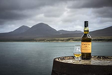 Caol Ila - 2017 Special Release - 18 year old Whisky