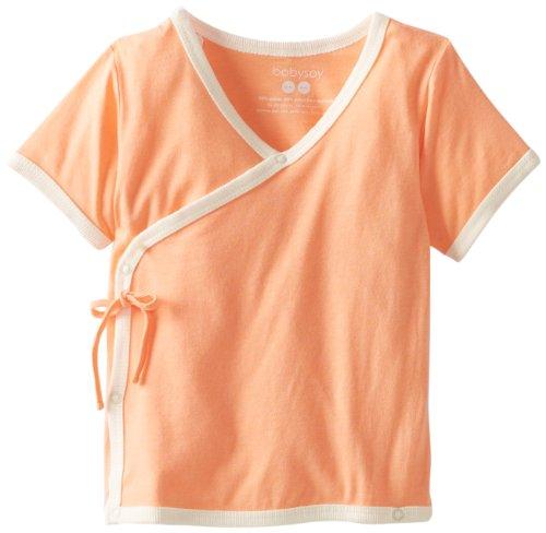 Babysoy 90088 Unisex Baby Kimono Tee product image