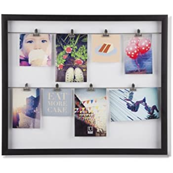 Amazon.com - Umbra Clothesline Flip Picture Frame - Single Frames