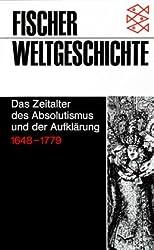 Fischer Weltgeschichte, Bd.25, Das Zeitalter des Absolutismus und der Aufklärung