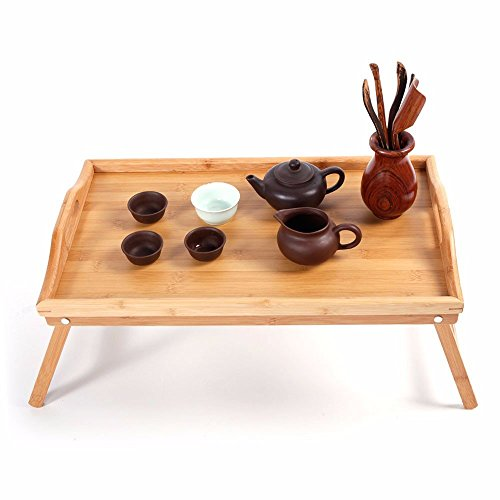Simple Bamboo Tea Table Wood Color by SHUTAO (Image #3)