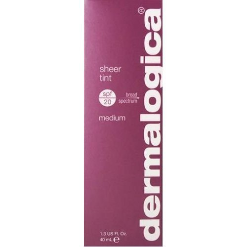 Dermalogica Sheer Tint Medium Spf 20 40ml(1.3oz) Fresh New