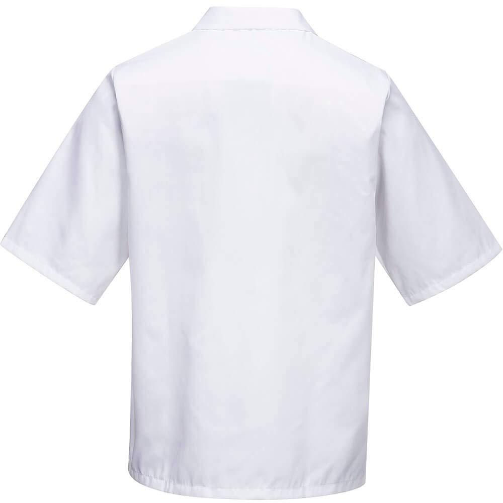 Bakers Shirt Short Slv.