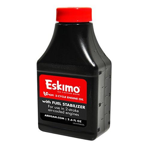 Eskimo 300400 Viper 2-Cycle Engine Oil - Single 2.6 ounce bottle