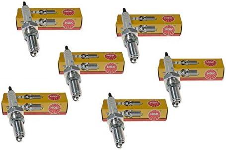Zündkerze Set 6 Stück Ngk Dpr7ea 9 Für Honda Triumph Auto