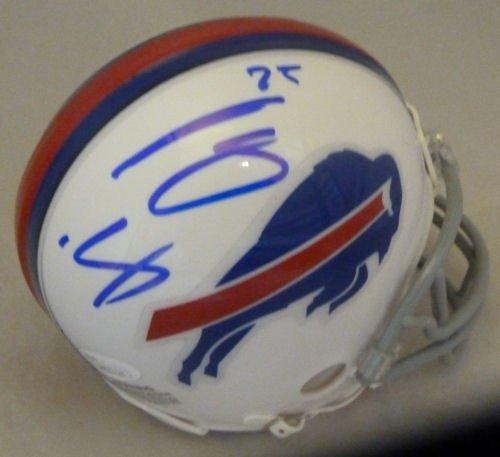 Buffalo Bills Autographed Helmets (Lesean McCoy Signed Buffalo Bills Mini Helmet - JSA Authenticated - Autographed NFL Mini Helmets)