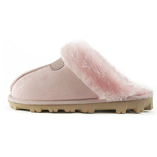 Amazon Lands End Faux Fur Shoes Winter Women