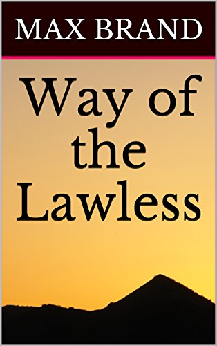 book cover of Way of the Lawless