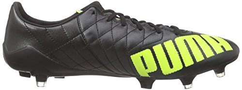 Scarpe safety Black SL Calcio Yellow Evospeed 05 da Uomo FG Black Lth Puma Nero white wfHIqSPH