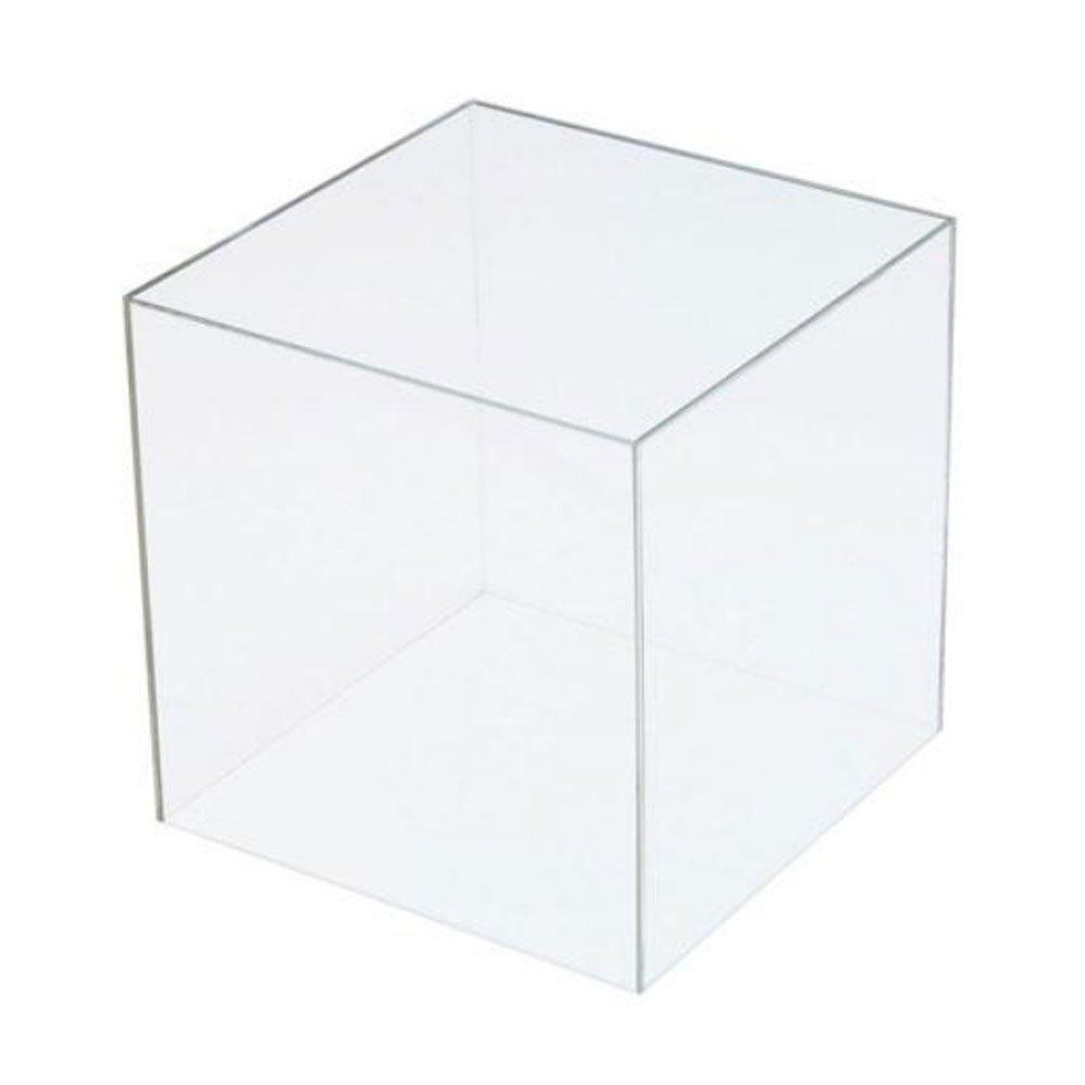 Acrylic box pentahedron 25cm angle AB-250