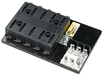 41FDVjEJFNL._SX355_ amazon com seachoice ato atc fuse block 10 gang automotive fuse box space code at suagrazia.org
