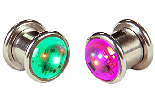 Led Light Up Ear Plugs in US - 3