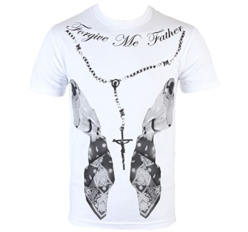 Herren T-Shirt MAFIOSO - Confessions - White - 52006-2 S