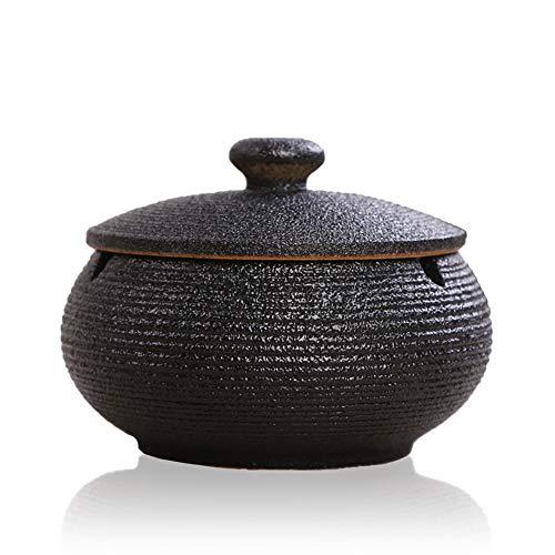 LLQUS Ashtray Creative Outdoor Ceramics product image
