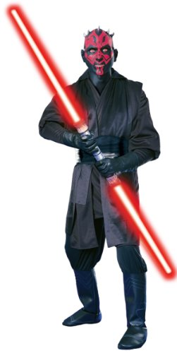 Rubie's Costume Co. Super Deluxe Darth Maul Adult Costume