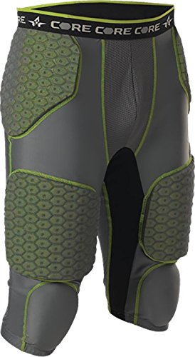 Alleson Adult Core Integrated Seven Pad Football -