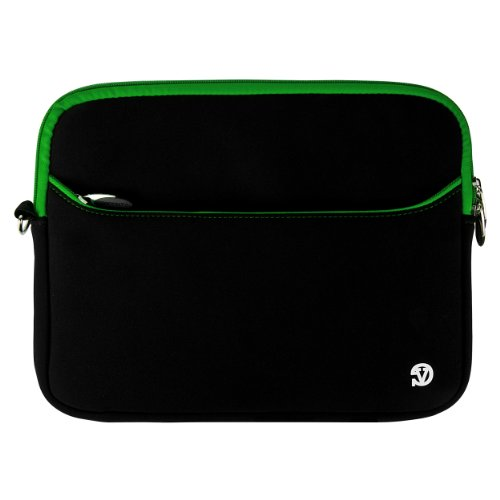 Ipad Wristlet (Neoprene Protector Carrying Case Sleeve w/ Wristlet for 9.7-10.5
