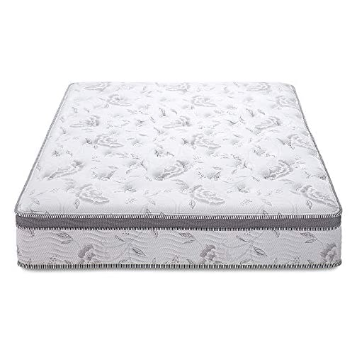 Olee Sleep 12 inch Hybrid Euro Box Top Pocket Spring Mattress (Full)