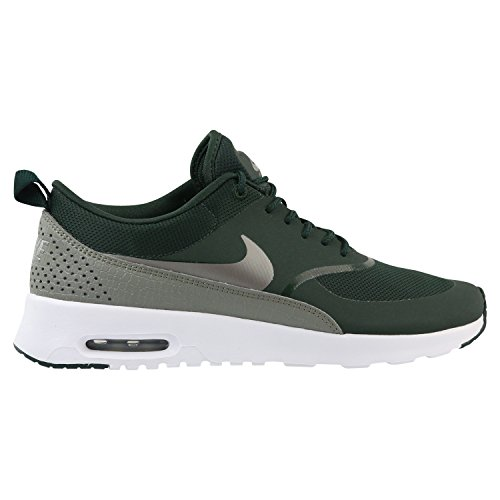 (Nike Air Max Thea Outdoor Green Metallic Pewter Style: 599409-308 Size: 8)
