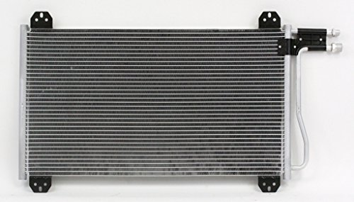 A-C Condenser - Pacific Best Inc For/Fit 3399 03-06 Dodge Sprinter Standard Duty
