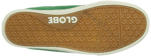 Globe Lighthouse-Slim GBLIGHTHS - Zapatillas de cuero para unisex-adultos, color beige, talla 39 Kelly Green 19105