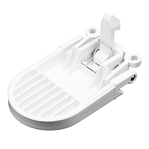WESSPER® Mango para puerta de lavadoras Edesa L-600/S: Amazon.es ...