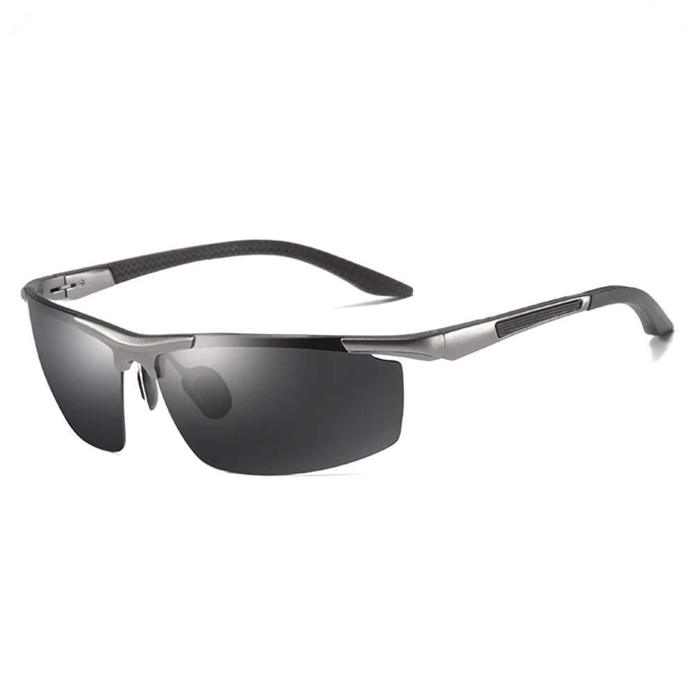 DASGF Aluminio-magnesio Polarizadas Gafas de Sol Caliente ...