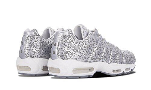 Nike 95 Jubilæum Qs Herre Rent Platin / Metallisk Sølv 8oDCad