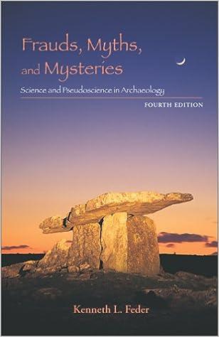 Feder Frauds Myths And Mysteries Pdf Free