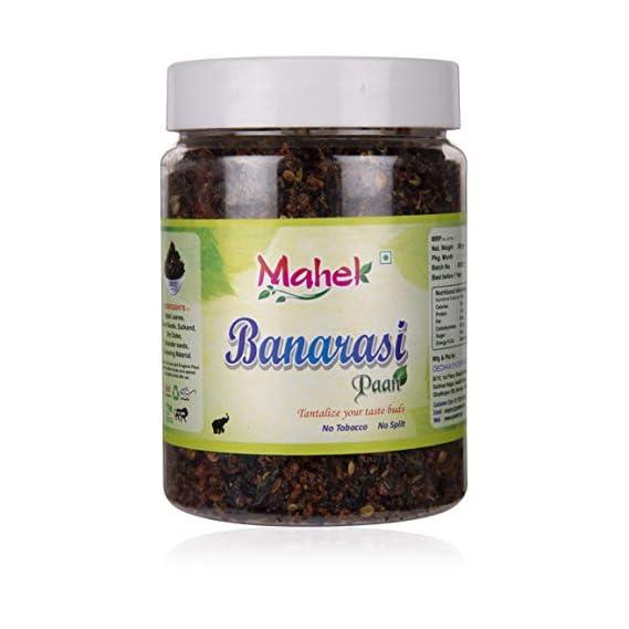 Mahek Banarasi Paan Mouth Freshener, 300 Grams