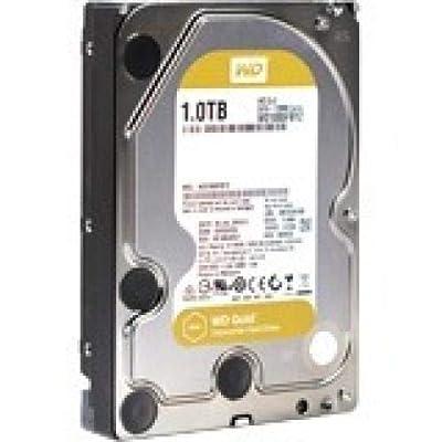 """TDSOURCING WESTERN DIGITAL WD Gold WD1005FBYZ 1 TB Hard Drive - SATA (SATA/600) - 3.5"""" Drive - Internal - 7200rpm - 128 MB Buffer"""