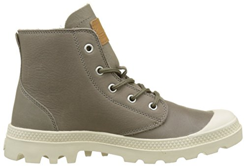Hohe Sneaker Pampa L17 Braun Clay Leather Unisex Hi Birch Erwachsene Palladium Unlined 0qY7x