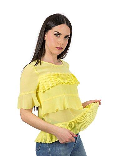 Para Gaudì Gaudì Amarillo Camisas Mujer Camisas 0pqw644