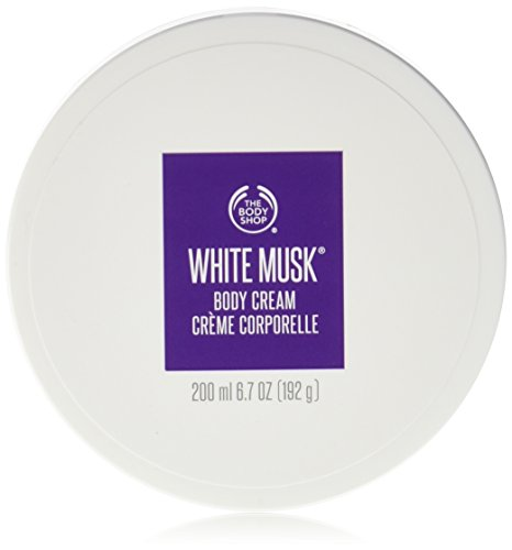 The Body Shop White Musk Body Cream, 6.7 Fluid ()
