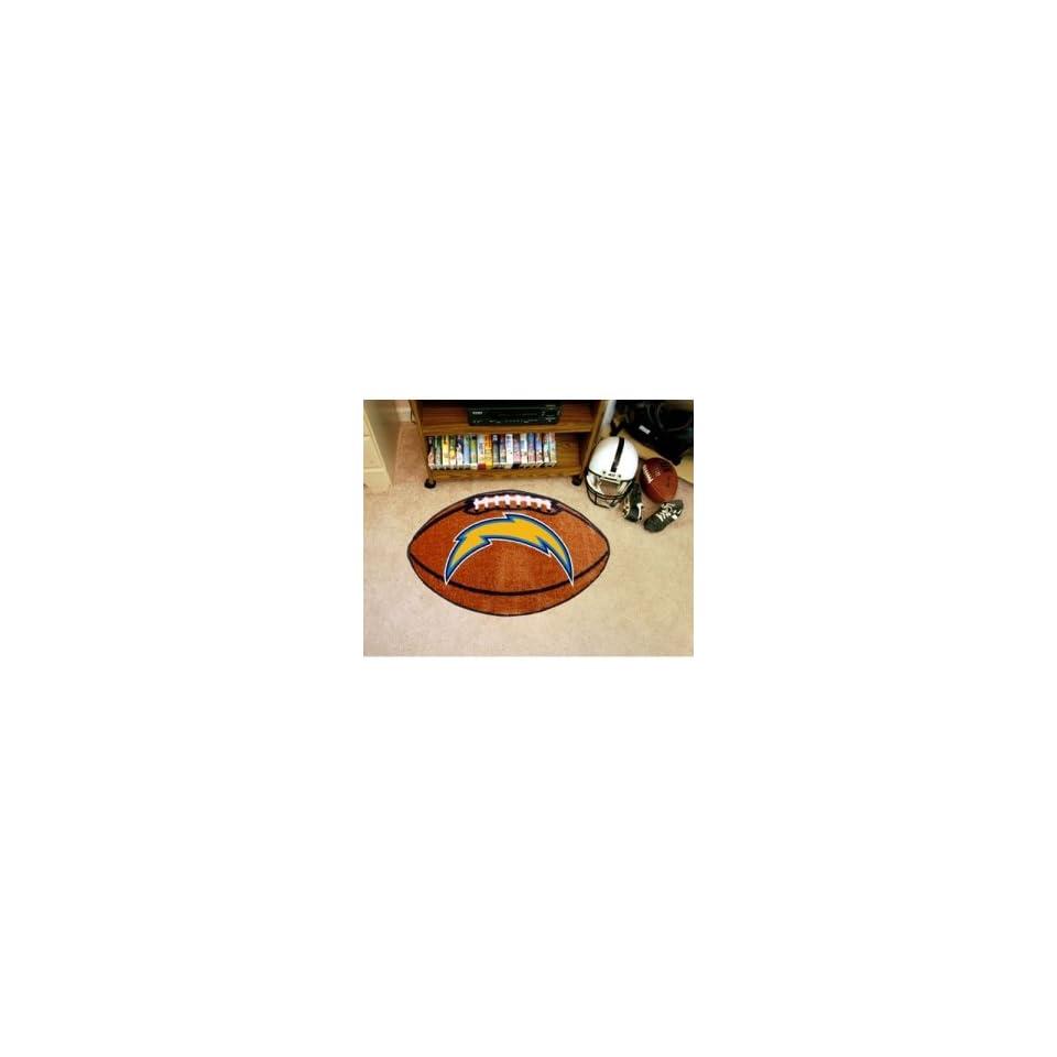 San Diego Chargers NFL Football Floor Mat (22x35)