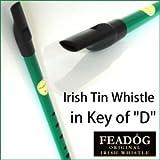 Feadog Original Irish Whistle - Green