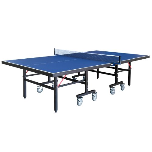 Hathaway Back Stop Table Tennis Table, Blue