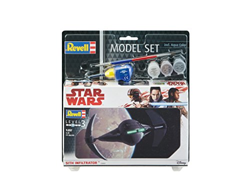 Revell Model Set - 63612 - Maquette - Star Wars - Sith Infiltrator