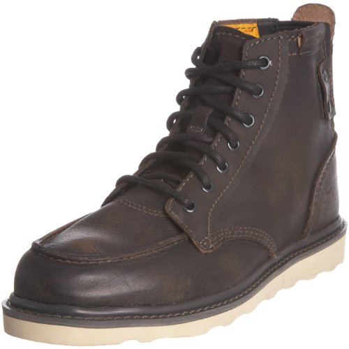 Cat Footwear BRAVADO P712950, Stivali uomo Marrone (Blackout)