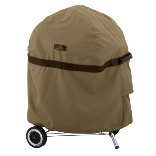 Classic Accessories Hickory Kettle Grill Cover (Bbq Kettle Cover)