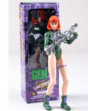 Wizard Toyfare Exclusive Action Figure Gen 13 Fairchild (Action Figure Wizard)