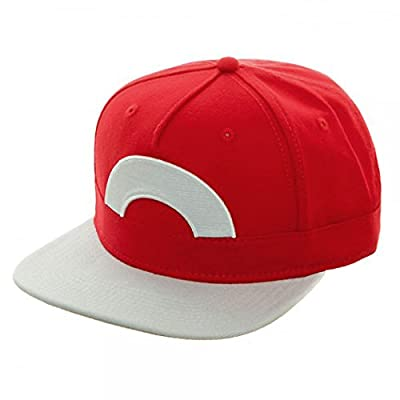 Pokemon Ash Snapback Hat from Blue Star