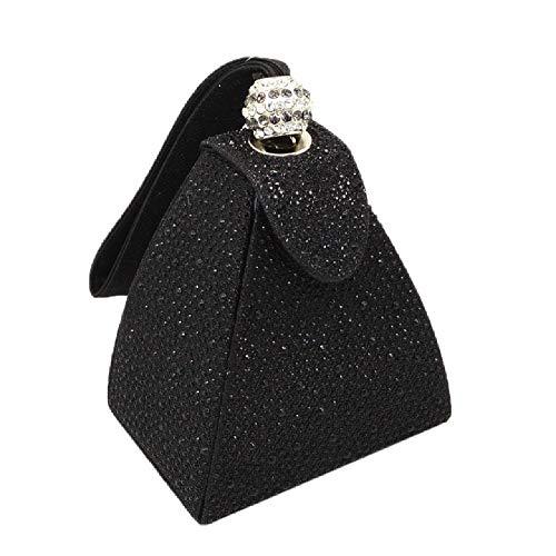 4 Beige pour YHB477 Beige Pochette BESTWALED Noir Femme Swp74HxYq