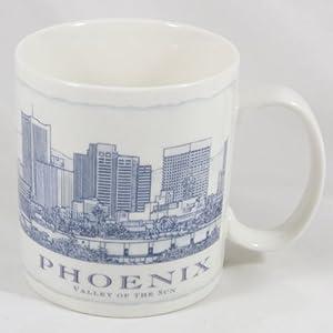 Amazon Com Starbucks Phoenix Arizona Coffee Mug Kitchen