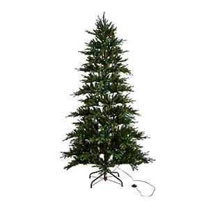ED On Air Santa's Best 7.5' Rustic Spruce Tree by Ellen Degeneres 2